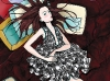 naomialessandra plaid dress
